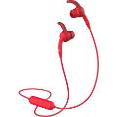 Ecouteurs sans fil bluetooth rouge Zagg Free Rein 2