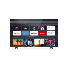 TV LED 4K Smart TV 108 cm (43 pouces) TCL 43P611