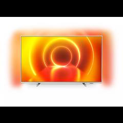 TV LED Smart TV 4K 108 cm (43 pouces) Philips 43PUS7855/12