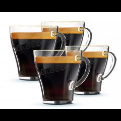Lot de 4 tasses Senseo