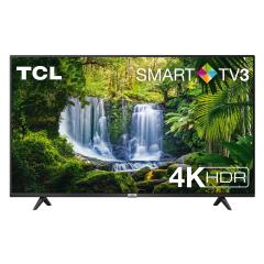 TV LED 4K Smart TV 140 cm (55pouces) TCL 55P611
