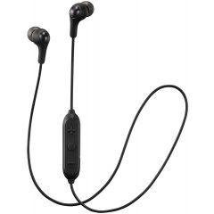 Ecouteurs Bluetooth Noir JVC HA-FY30BT-BE