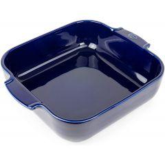 Plat à four carré bleu 28cm Peugeot Appolia 60190