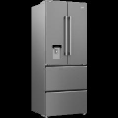 Réfrigérateur combiné Beko GNE490I21DZXP