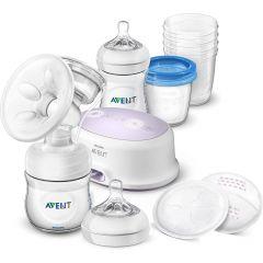 Kit tire-lait électrique et accessoires de conservation Philips Avent SCD223/00