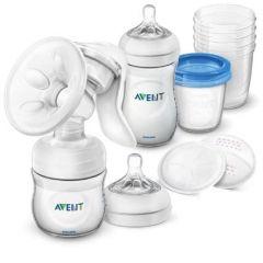 Kit tire-lait manuel, accessoires de conservation Avent SCD221/00