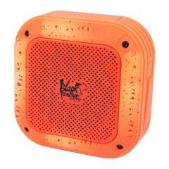 Enceinte nomade Bluetooth sport waterproof orange Black Panther City B-SPLASH ORANGE