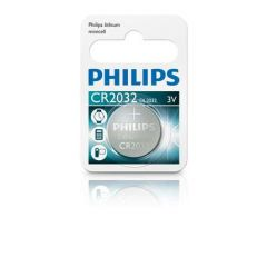Philips Pile bouton CR2032 Lithium