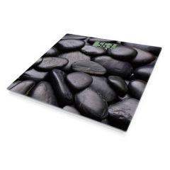 Pèse-personne Zen Home décor galets noirs Terraillon 14852