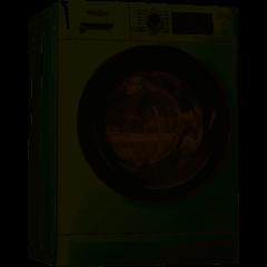 Lave-linge 8 kg Whirlpool FWSD81283BVFRN
