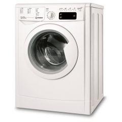 Lave-linge séchant 7 kg / 5 kg Indesit IWDE7125BEU