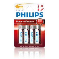 Philips PowerLife Batterie LR6P4B AA alcaline