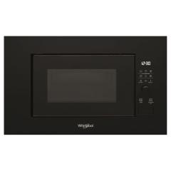 Micro-ondes encastrable noir 20L - Whirlpool - WMF200GNB