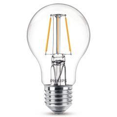Lot de 2 ampoules LEDCLASSIC 40W A60 E27 WW CL ND 2BC