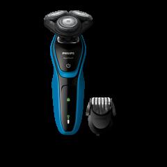 Rasoir électrique rasage à sec ou sous l'eau Philips S5071/57