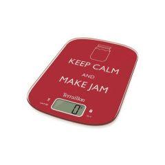 Balance de cuisine Cook Jam Keep Calm Terraillon 14257