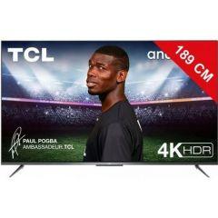 TV LED 4K Smart TV 189 cm (75 pouces) TCL 75AP710