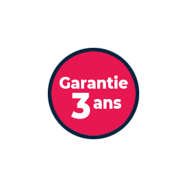 Extension de garantie + 3 ans - écran de 1300€ à 1499€