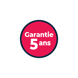 Extension de garantie Lavage 5 ans