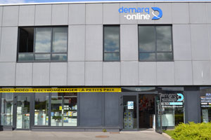 Magasin Demarq-Online Lille