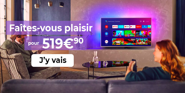 TV Ambilight Philips