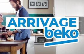 Arrivage Beko